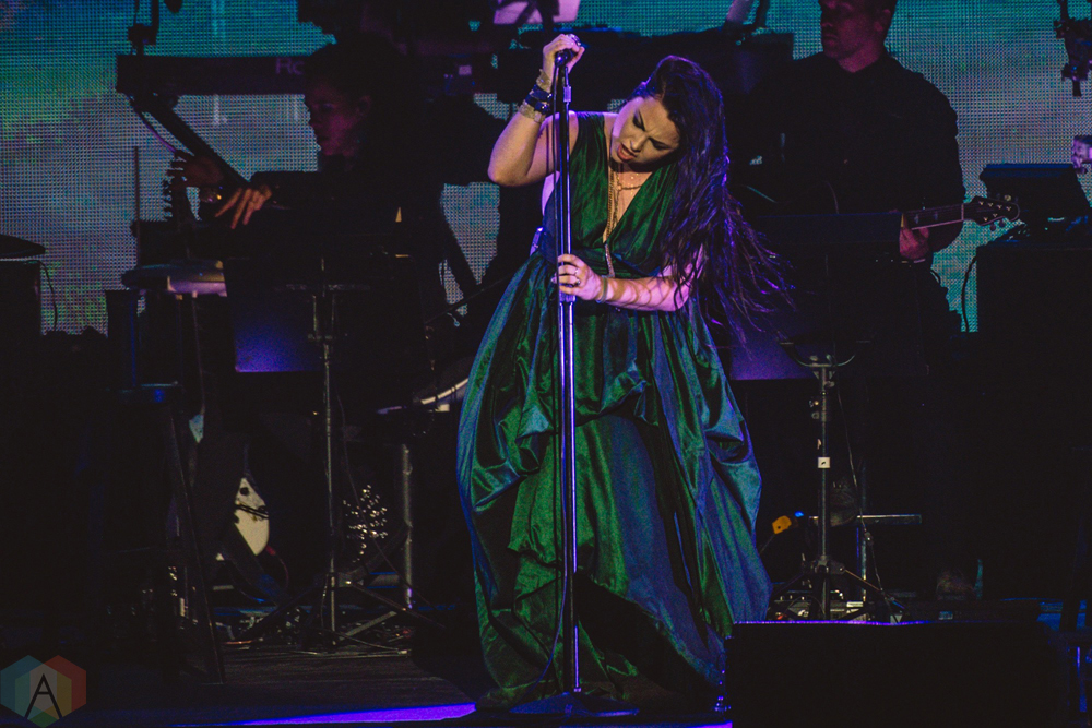 Evanescence toronto canada 2018