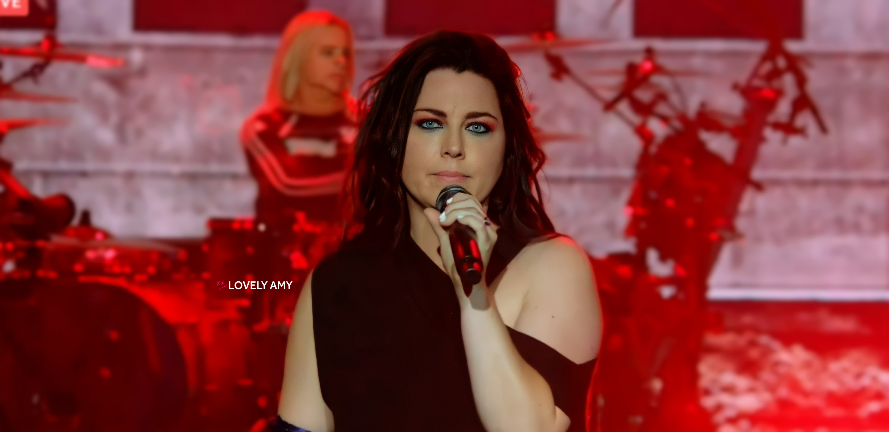 Evanescence Amy Lee - Driven To Perform Live Concert HQ HD #Evanescence #AmyLee