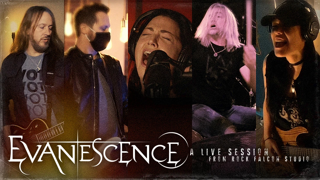 Evanescence Amy Lee - Live Virtual Performance! Tickets on sale! #Evanescence #AmyLee