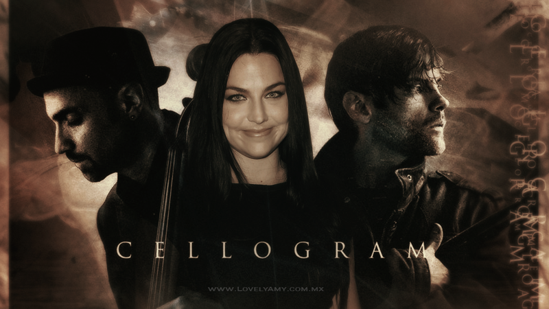 Cellogram - All About Anna. Amy Lee feat Knoup. Dave Eggar & Chuck Palmer