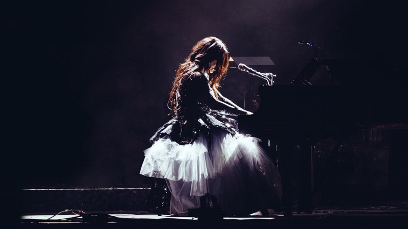REVIEW: Evanescence Synthesis Live en dallas texas 2018 con la participación de Lindsey Stirling. Fotos y Videos.
