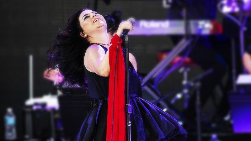 REVIEW: Evanescence Synthesis Live en noblesville indiana 2018 con la participación de Lindsey Stirling. Fotos y Videos.
