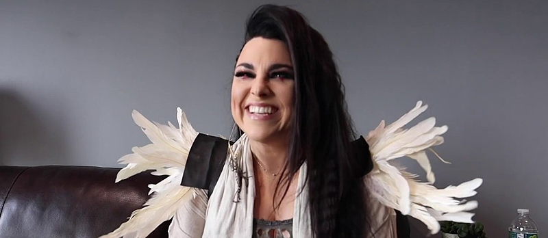 Evanescence The Chain behind the scenes