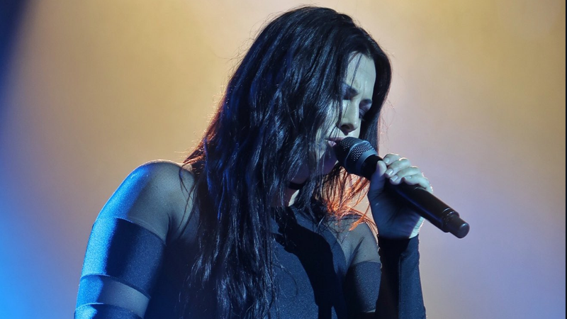 REVIEW: Evanescence Synthesis Live en woodlands 2018 con la participación de Lindsey Stirling. Fotos y Videos.